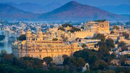 Find cheap flights from Ohio to Udaipur