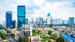 Find cheap flights from California to Jakarta Soekarno-Hatta Intl