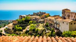 Find cheap flights from South Carolina to Sicily