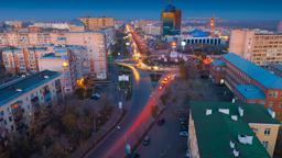 Find cheap flights from District of Columbia to Orenburg