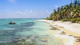 Find cheap flights from Newark Liberty Airport to San Andres Island