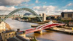 Find cheap flights from Washington to Newcastle upon Tyne