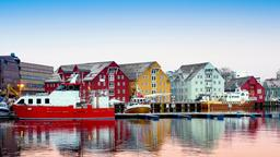Find cheap flights from Illinois to Tromsø
