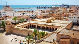 Find cheap flights from Newark Liberty Airport to Tunisia