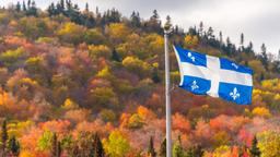 Find cheap flights from Savannah to Quebec