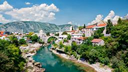 Find cheap flights to Mostar