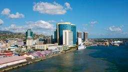 Find cheap flights from Bangor to Port of Spain