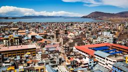 Find cheap flights from Sarasota to Peru