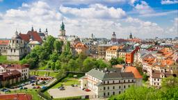 Find cheap flights from Washington to Lublin