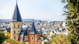 Find cheap flights to France