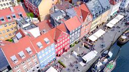 Copenhagen hotels near Canal Tours