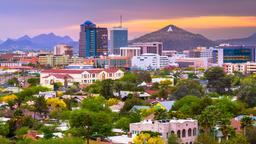 Find cheap flights from Europe to Tucson
