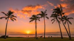 Find cheap flights from Luxembourg to Honolulu