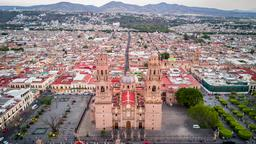 Find cheap flights to Morelia