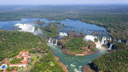 Find cheap flights from Buenos Aires to Puerto Iguazú