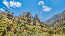 Find cheap flights from Florida to La Gomera