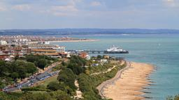Eastbourne hotels near Marine Parade Beaches