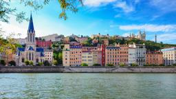 Find cheap flights from Reagan Washington National Airport to Lyon