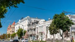 Rostov on Don Hotels