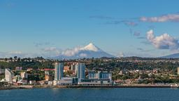 Find First Class Flights to Puerto Montt