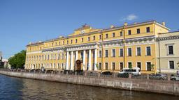 Saint Petersburg hotels near Yusupov Palace
