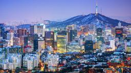 Find cheap flights from District of Columbia to Seoul