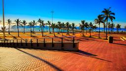 Find cheap flights from Burbank to Durban
