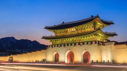 Find cheap flights from Pensacola to Seoul
