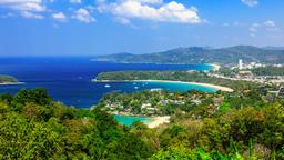 Find cheap flights from Shanghai Pudong Airport to Phuket City