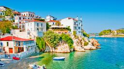 Find cheap flights from Florida to Skiathos