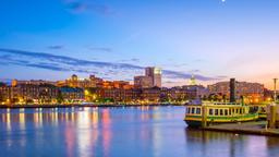 Find cheap flights from George Town to Savannah