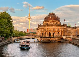 Berlin - Urban, Historic