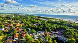 Find cheap flights from North Carolina to Lithuania