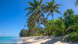 Find First Class Flights to Cook Islands