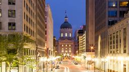 Find cheap flights from Florida to Indianapolis