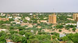 Find cheap flights from Washington to Niamey