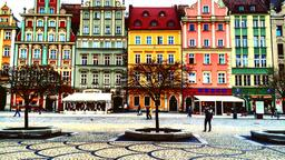 Find cheap flights from Burbank to Wroclaw