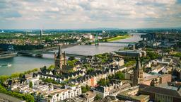 Cologne hotels in Worringen