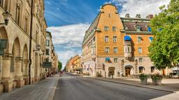 Find cheap flights from District of Columbia to Linköping