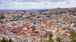 Find cheap flights from New York John F Kennedy Airport to Zacatecas