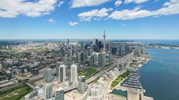 Find cheap flights from Illinois to Toronto