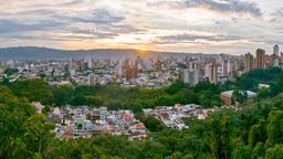 Find cheap flights from North Carolina to Bucaramanga