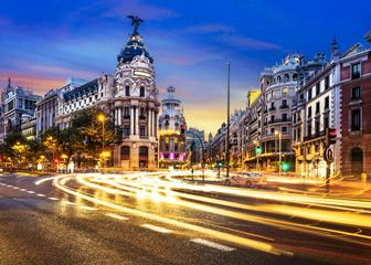 Madrid - Urban, Historic, Nightlife
