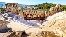 Find cheap flights from Fargo to Athens