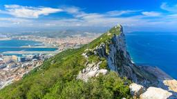 Find cheap flights from Florida to Gibraltar