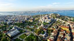 Find cheap flights from Dammam to Istanbul Ataturk Airport