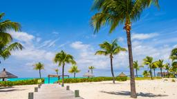 Find cheap flights from Santa Ana to Providenciales