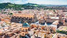 Find cheap flights from Akron to Italy