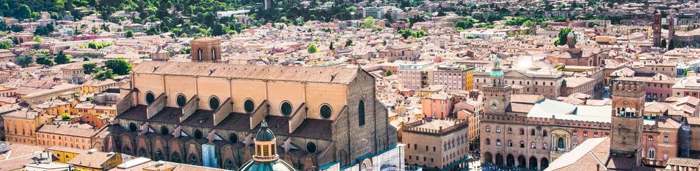Bologna - Romantic, Shopping, Urban, Historic, Nightlife