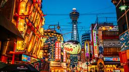 Find cheap flights from Louisville to Osaka